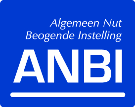 ANBI logo blauw